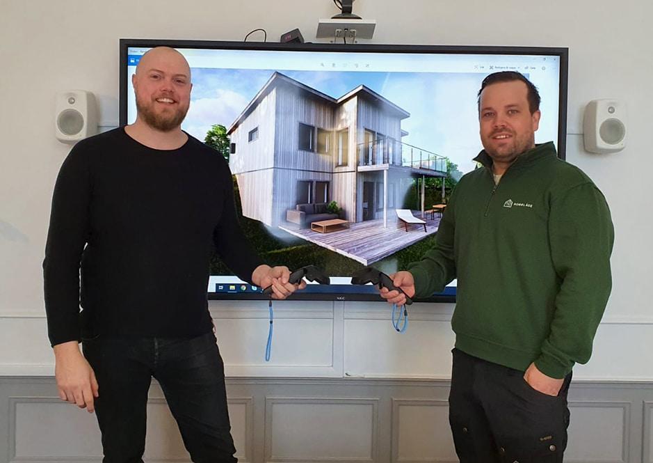 Johannes Eman, a o d arkitektkontor och Gabriel Olsson, Norrläge